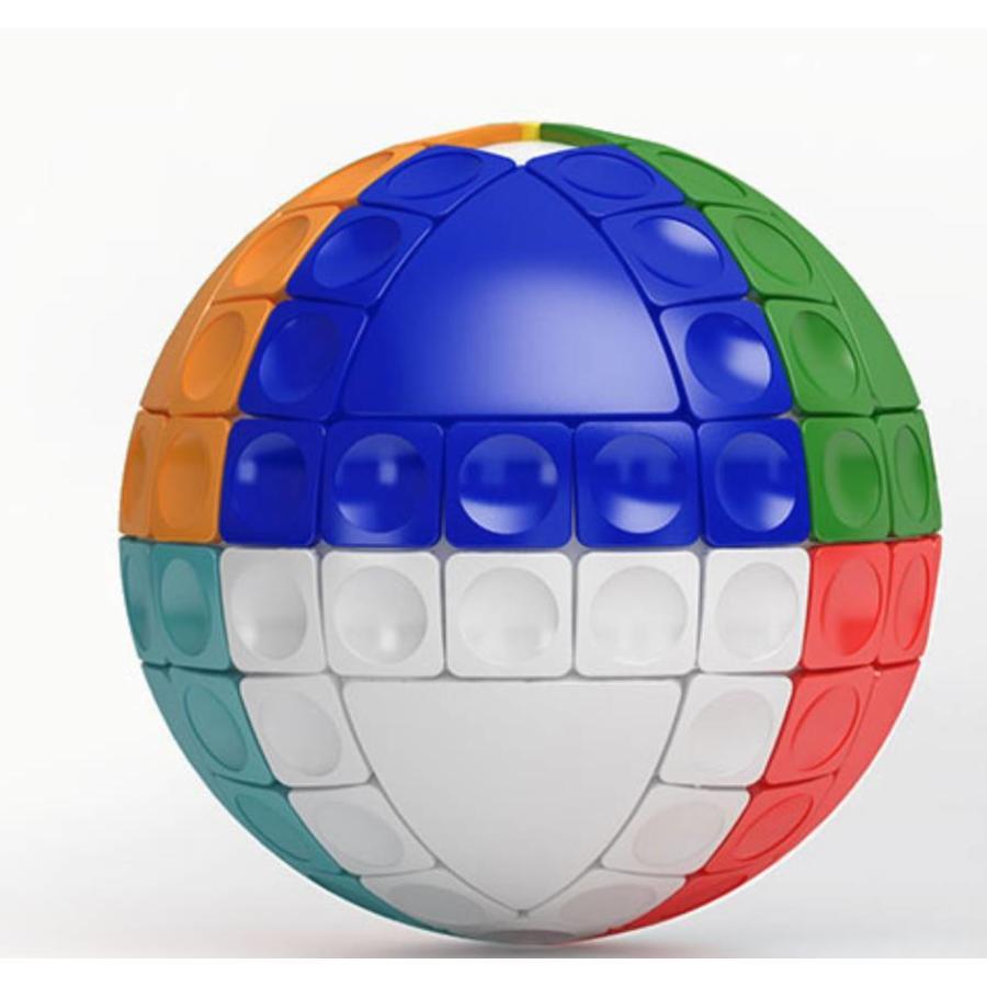 V-Sphere - ronde kubus-4