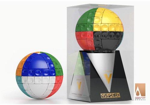V-Sphere - round cube