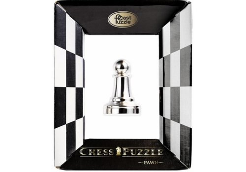 Cast Puzzle Pion - Pièce d'échecs - Casse-tête