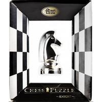 thumb-Cavalier Argent - Pièce d'échecs - Casse-tête de Cast-1