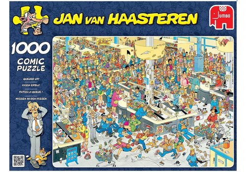 Extra cash! - JvH - 1000 pieces