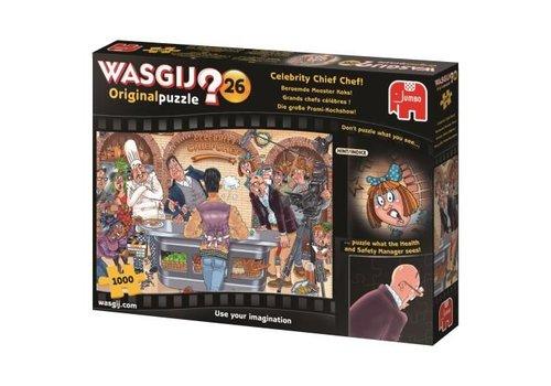 Wasgij Original 26 - Koks - 1000 stukjes