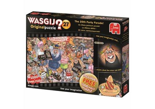 Wasgij Original 27 - Parade - 2 x 1000 stukjes