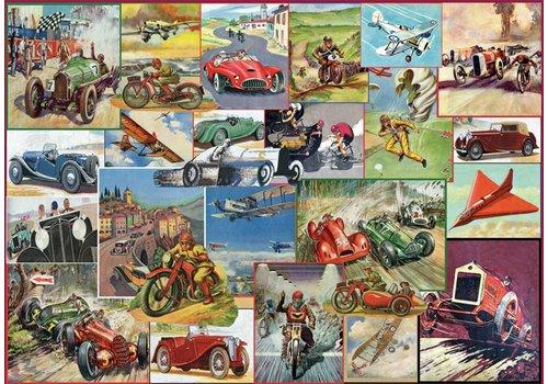 The Racing Game - 1000 stukjes
