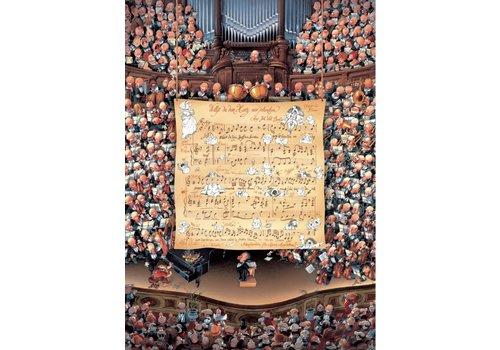 Heye Het orkest - Loup - 1000 stukjes