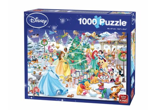 Winter Wonderland - 1000 pieces