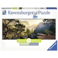 thumb-Yosemite Park - panoramische legpuzzel van 1000 stukjes-2