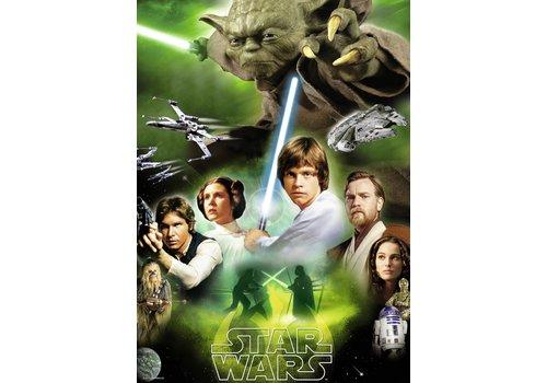 Star Wars Helden - 1000 stukjes