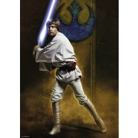 thumb-Luke Skywalker - jigsaw puzzle of 1000 pieces-1