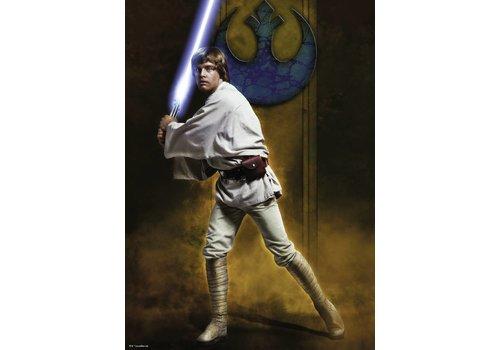 Luke Skywalker - 1000 pieces