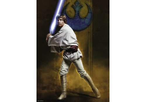Luke Skywalker - 1000 pièces