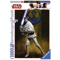thumb-Luke Skywalker - jigsaw puzzle of 1000 pieces-2