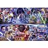 Ravensburger Star Wars - 18.000 stukjes - Galactische tijdsreis