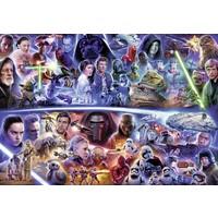thumb-Star Wars - 18.000 stukjes - Galactische tijdsreis-1