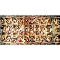 thumb-Sixtijnse Kapel -  puzzel van 18000 stukjes-1