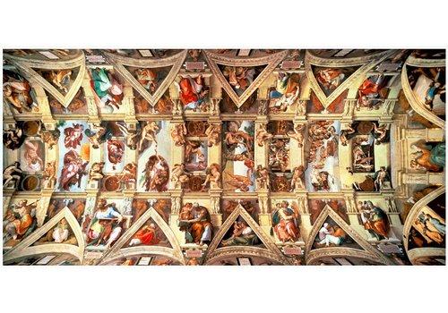 Sixtijnse Kapel - 18000 stukjes
