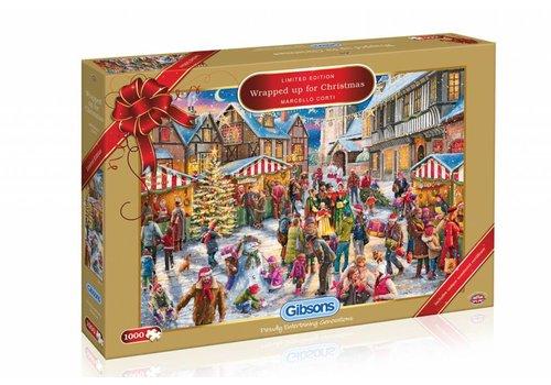 Klaar voor kerst - Limited edition - 1000 stukjes