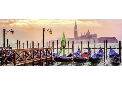 Ravensburger Gondels in Venetië - 1000 stukjes