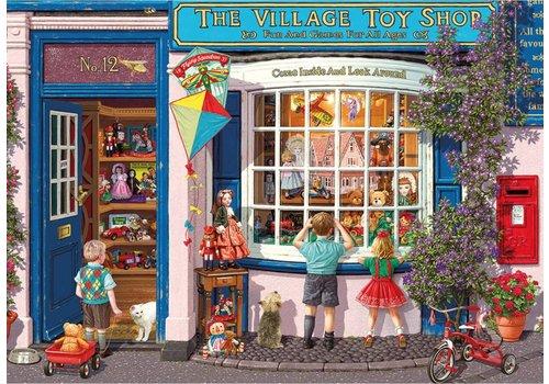 Gibsons La fenêtre du magasin de jouets - 1000 pièces