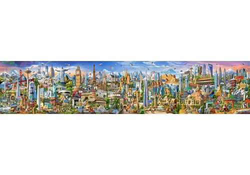 Around the World - 42000 pieces