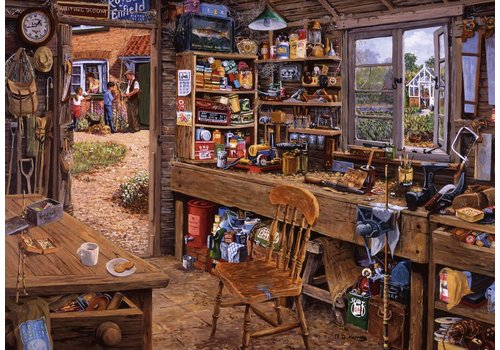 Grandpa's shed - 1000 pieces