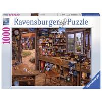 thumb-L'abri de grand-père - puzzle de 1000 pièces-2