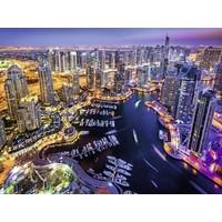 thumb-Dubai aan de Perzische Golf - puzzel van 1500 stukjes-1