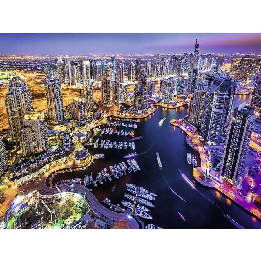Dubai aan de Perzische Golf - puzzel van 1500 stukjes-1