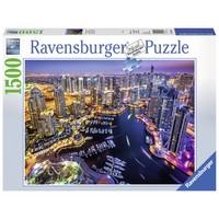 thumb-Dubai aan de Perzische Golf - puzzel van 1500 stukjes-2