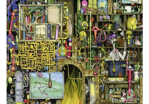 Het laboratorium - 2000 stukjes