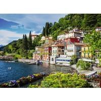 thumb-Comomeer in Italië - puzzel van 500 stukjes-1
