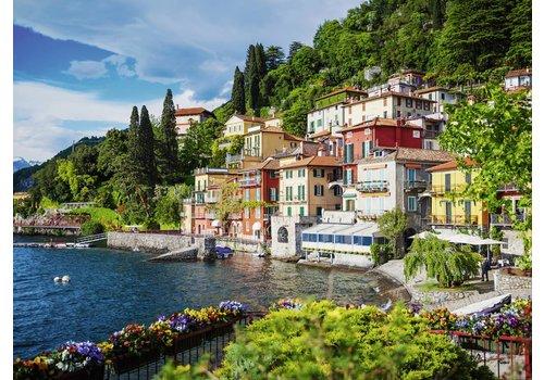 Ravensburger Lac Como en Italie - 500 pièces