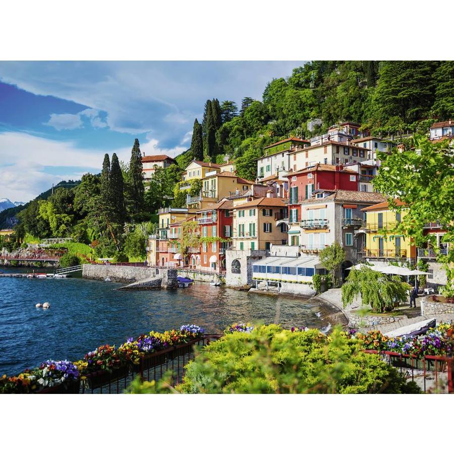 Comomeer in Italië - puzzel van 500 stukjes-1