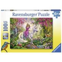 thumb-Magisch Ritje - puzzel van 100 stukjes-2