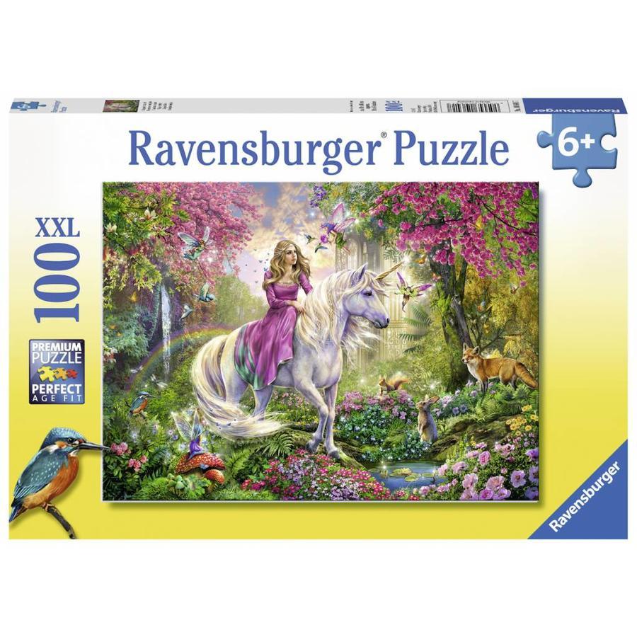 Magisch Ritje - puzzel van 100 stukjes-2
