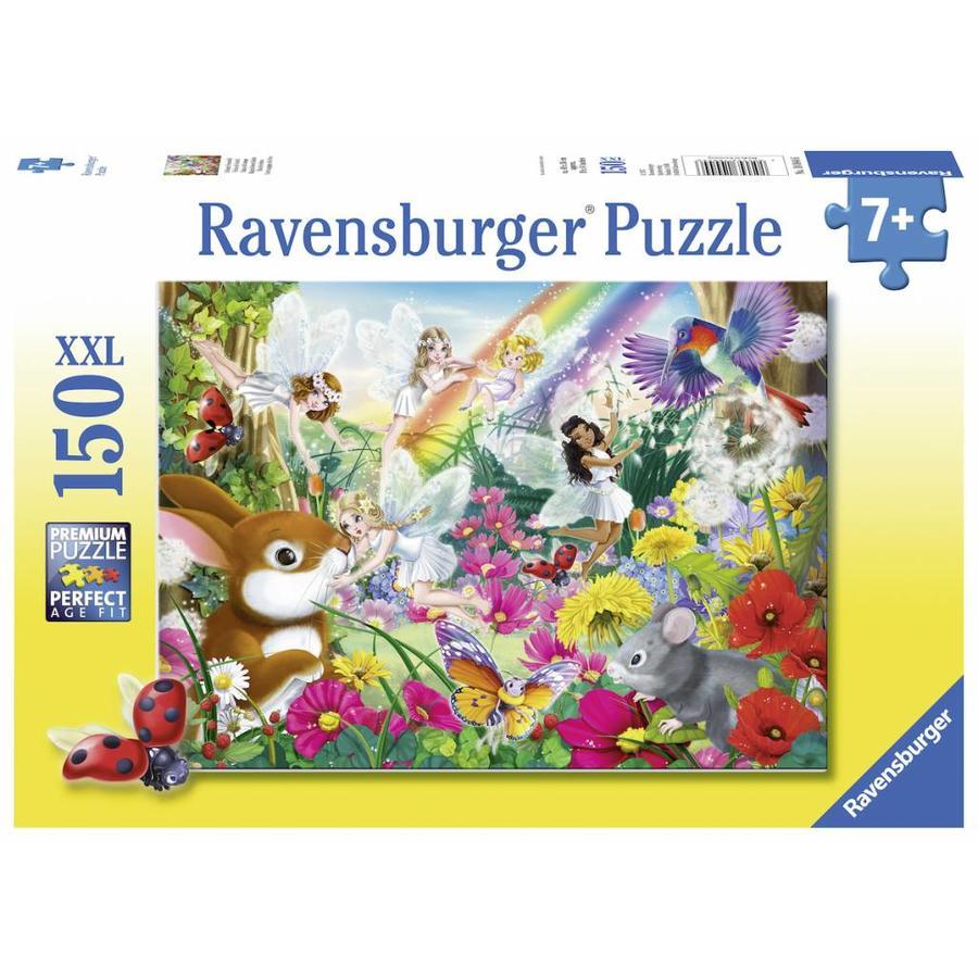 Fantastische feeën - puzzel van 150 stukjes-2