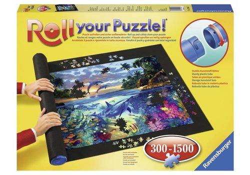 Roll your puzzle (max. 1500 stukjes)