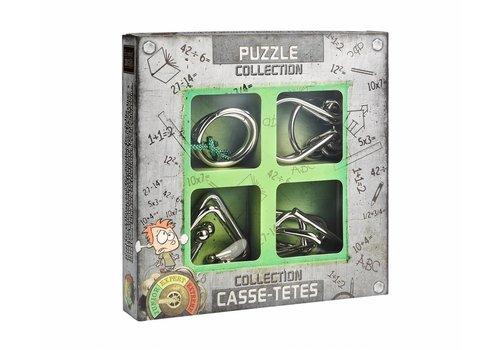 Eureka Junior * - 4 casse-têtes métalliques dans la boîte