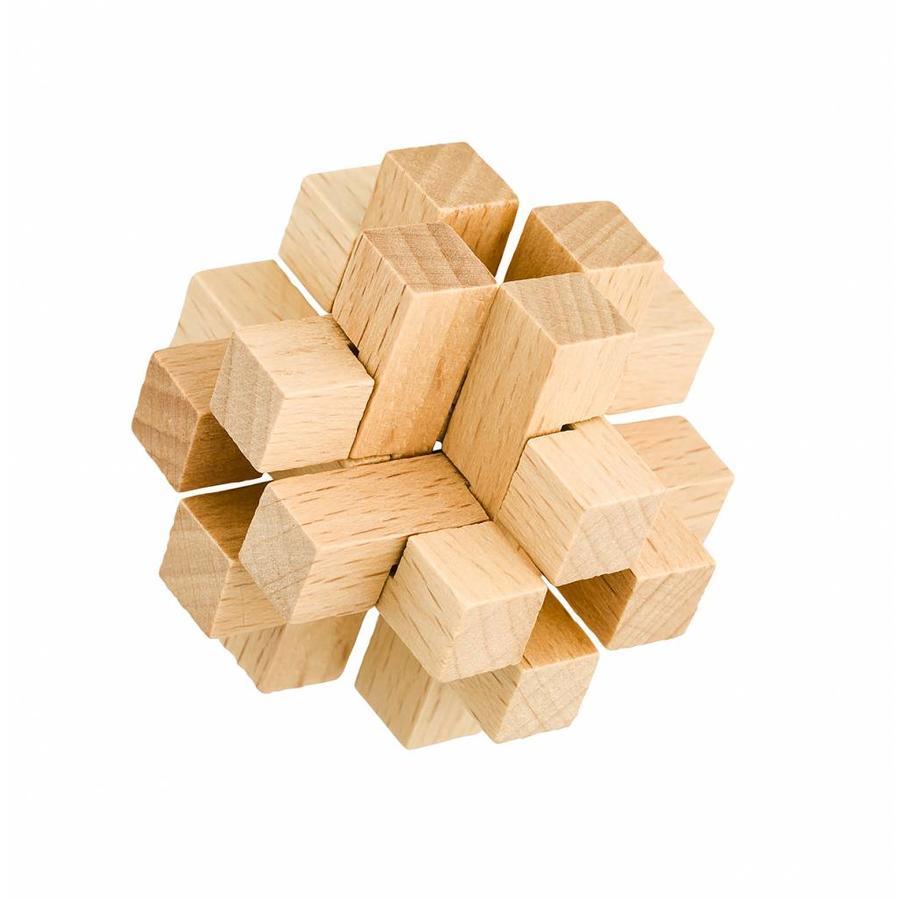 Extreme***- 4 houten breinbrekers in doos-3