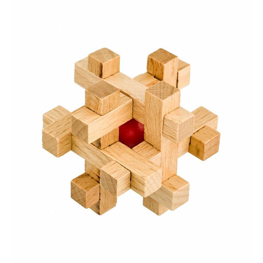 Extreme***- 4 houten breinbrekers in doos-5