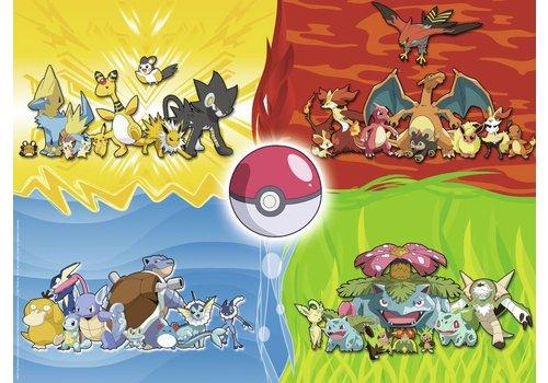 Pokémons - 150 stukjes