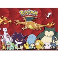 thumb-Mijn liefste Pokemon - puzzel van 100 stukjes-1