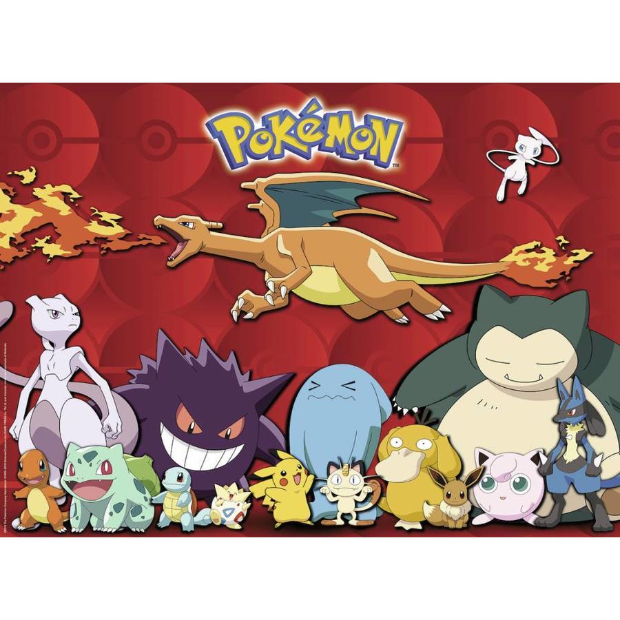 Mijn liefste Pokemon - puzzel van 100 stukjes-1