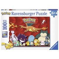 thumb-Mijn liefste Pokemon - puzzel van 100 stukjes-2