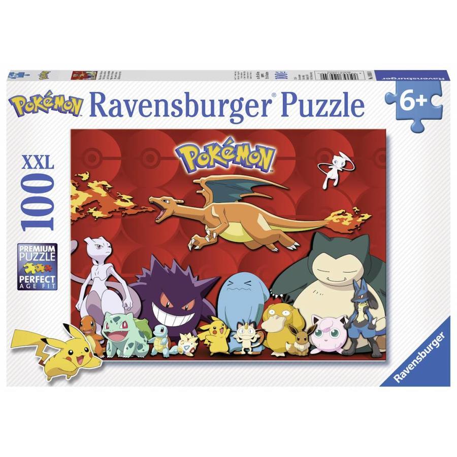 Mon cher Pokemon - puzzle de 100 pièces-2