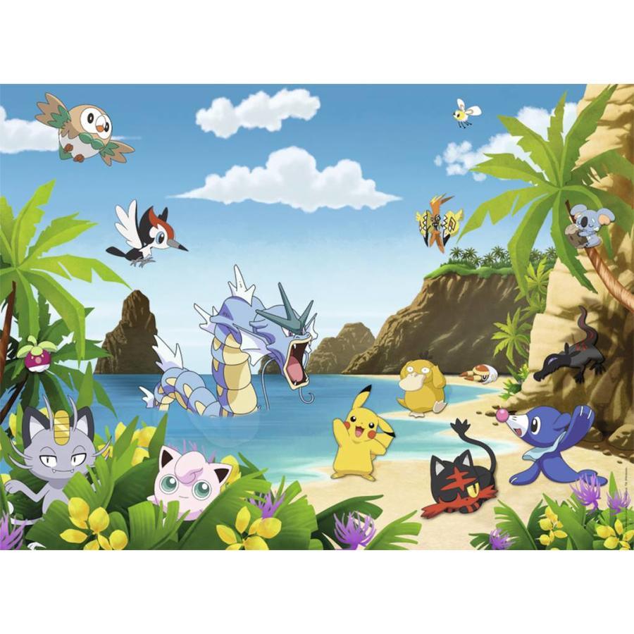 Pokemon - puzzel van 200 stukjes-1