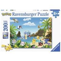 thumb-Pokemon - puzzle de 200 pièces-2