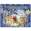 Ravensburger Santa's christmas party - 1000 stukjes