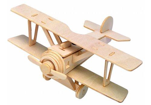 Dubbeldekker - Gepetto's Workshop - 3D puzzel