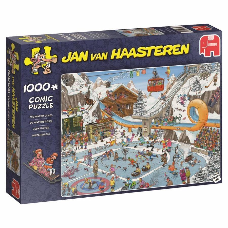 De Winterspelen - JvH - 1000 stukjes-1